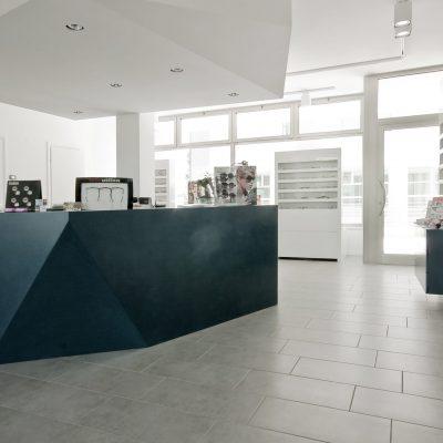 Bancone-negozio